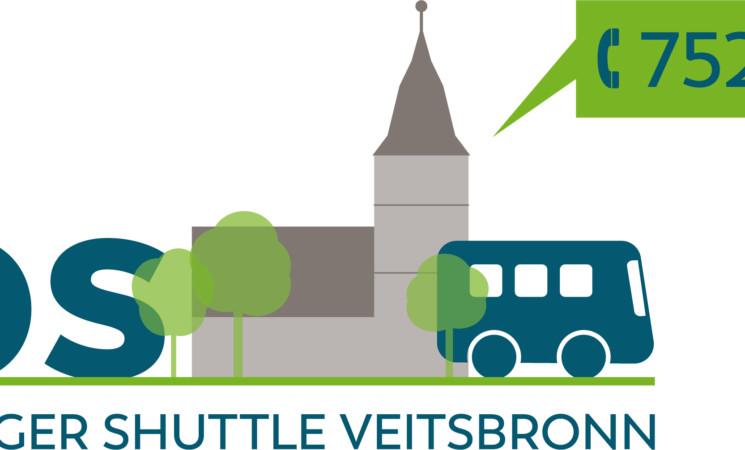 Pressemitteilung: Bürgermobil rollt durch Veitsbronn