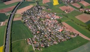 Luftbild-Hiltmannsdorf