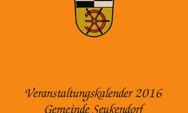 Veranstaltungskalender Seukendorf