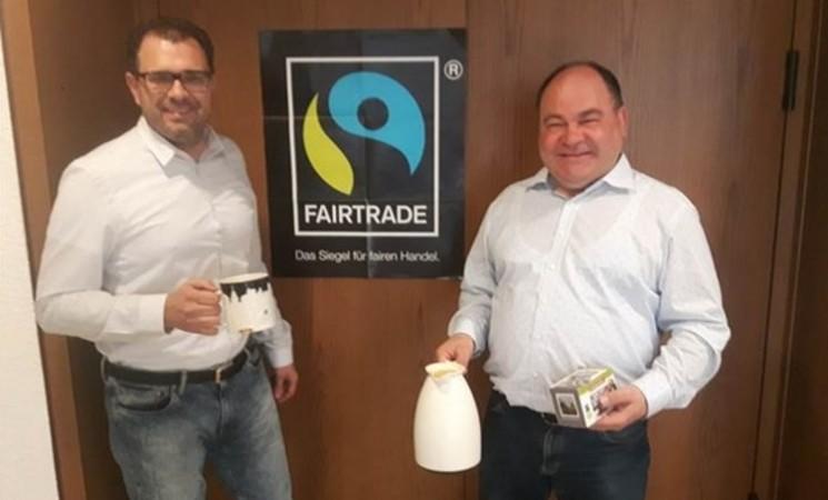 Fairtrade Kaffee und Tee ab sofort auch im Rathaus