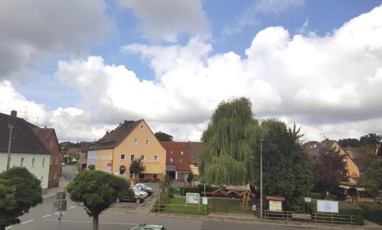 Verbesserungen am Dorfplatz