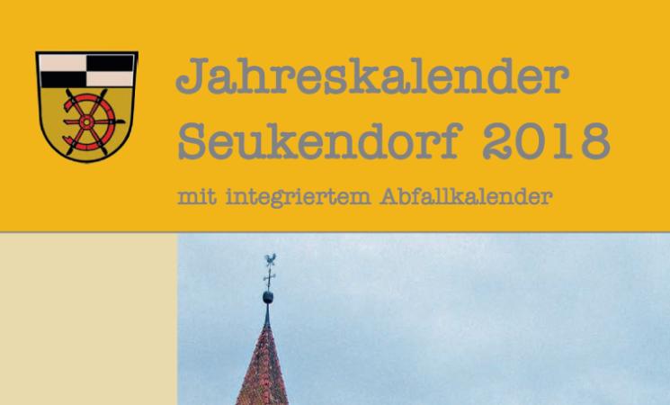 Jahreskalender Seukendorf