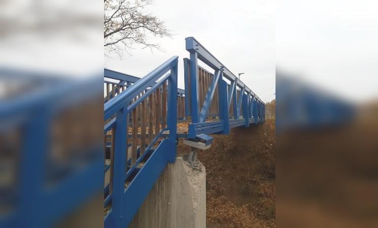 """""""Bauer-Brücke"""" gesperrt!"""