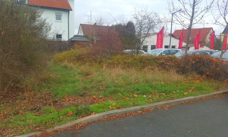 Ausbau der P&R-Anlage am Bahnhof in Siegelsdorf