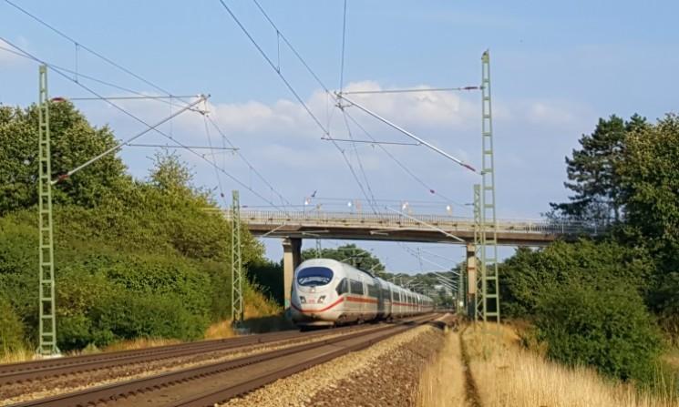 Neubau der Brücke über die Bahn Retzelfembach
