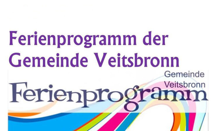 Ferienprogramm Veitsbronn
