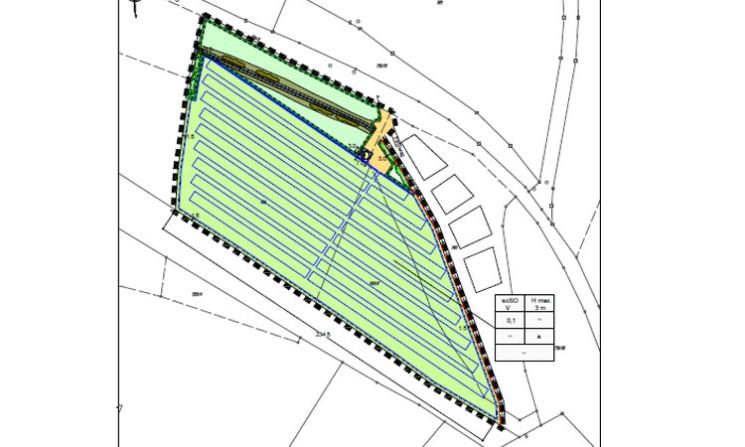 "Bekanntmachung Bebauungsplan Nr. 41 ""Solarpark Bernbach"""