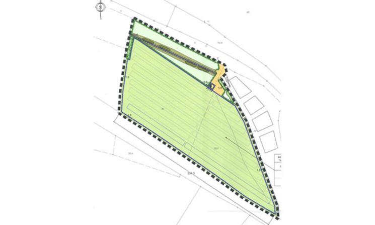 """Bekanntmachung: Vollzug des Baugesetzbuches (BauGB); ´11. Änderung des Flächennutzungs- und Landschaftsplanes und Aufstellung Bebauungsplanes Nr. 41 """"Solarpark Bernbach"""""""