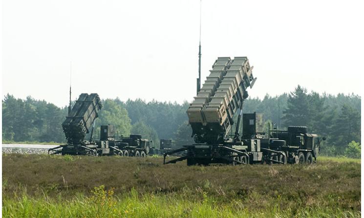 Presseinformation: Manöver US-Streitkräfte im November