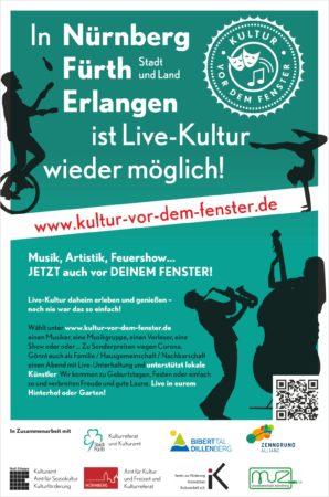 """""""Kultur vor dem Fenster"""""""