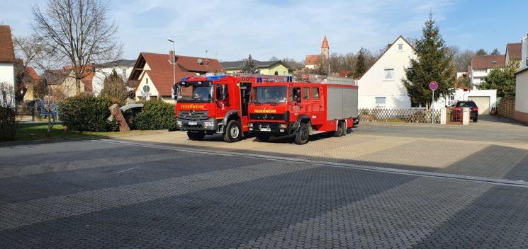 HLF 20 in Dienst gestellt