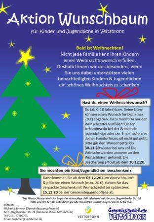 Aktion Wunschbaum