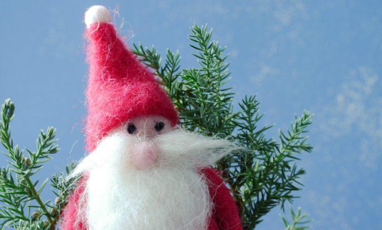 Entsorgung der ausgedienten Weihnachtsbäume